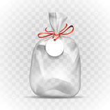 Gift package template Stock Photo
