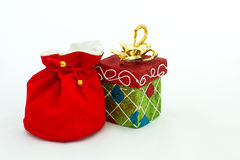 The Gift Packages Stock Photos