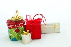 The Gift Packages Royalty Free Stock Image