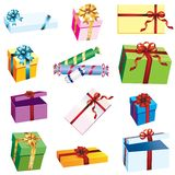 Gift packaging. Stock Photography