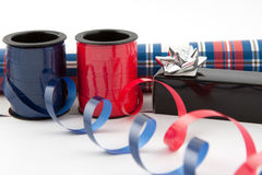 Gift packaging Stock Image