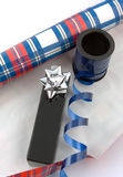 Gift packaging Stock Photography