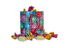 Gift packet Stock Image