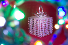 Gift packet Royalty Free Stock Photos