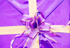 Gift packing Stock Photos