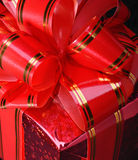 Gift packing Royalty Free Stock Images