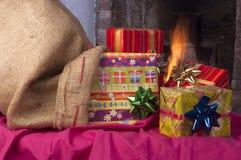 Gift packs Royalty Free Stock Image