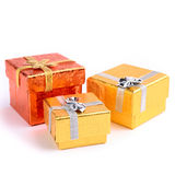 Gift packs Royalty Free Stock Image
