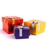 Gift packs Royalty Free Stock Photo