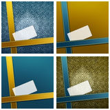 Gift paper backgrounds Royalty Free Stock Photo