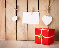 Gift paper Royalty Free Stock Image
