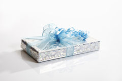 Gift parcel Royalty Free Stock Images