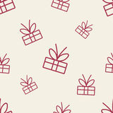 Gift Pattern Eighth Royalty Free Stock Images