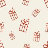 Gift Pattern Three Royalty Free Stock Image