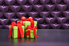 Gift or Present Royalty Free Stock Photos