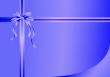 Gift present ribbon Stock Image