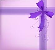 Gift present ribbon stock photos