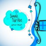 Gift present vector ribbon surprise happy design birthday box illustration Royalty Free Stock Photo
