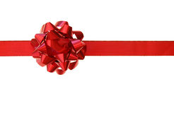Gift ribbon Stock Photos