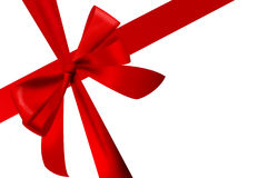 Gift ribbon Royalty Free Stock Photography