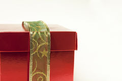 Gift ribbon Stock Image