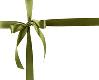 Gift  Ribbon and Bow Stock Photo