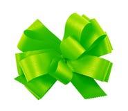 Gift ribbon bow isolated Stock Photos