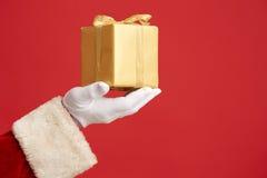 Gift from Santa Stock Image