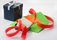 Gift set Stock Image