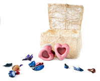 Gift set Royalty Free Stock Photography
