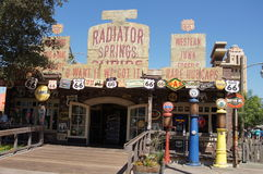 Gift Shop at California Adventure Stock Photography