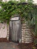Gift Shop Entrance St Augustine Florida Royalty Free Stock Image