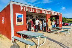 Gift Shop - Field of Dreams Movie Site - Dyersville, Iowa Royalty Free Stock Photos