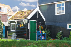 Gift shop on the island of Marken. Royalty Free Stock Photography