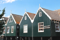 Gift shop on the island of Marken. Stock Photos