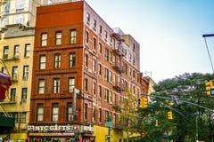 Gift shop New York royalty free stock photos