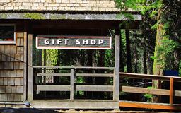 Gift Shop Stock Image