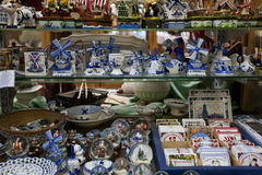 Gift shop, Solvang, California Stock Photography