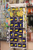 Gift Shop, typical for the town of Limone lemons Royalty Free Stock Image