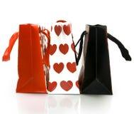 Gift shopping bags Royalty Free Stock Photos
