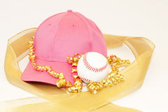 The Gift of Sports for Girls Royalty Free Stock Images