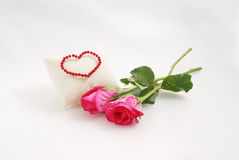 Gift for St.Valentine's Day Royalty Free Stock Photos