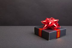 Gift on a table Stock Image
