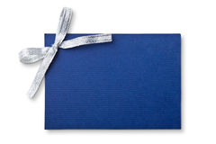 Gift tag Stock Image