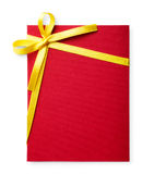 Gift tag royalty free stock photo