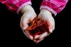 Gift ter beschikking Stock Fotografie