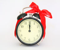 Gift of time Stock Image