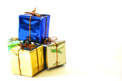 Gift time Stock Photos