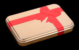 Gift Tin Stock Photos
