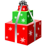Gift Tower Stock Images